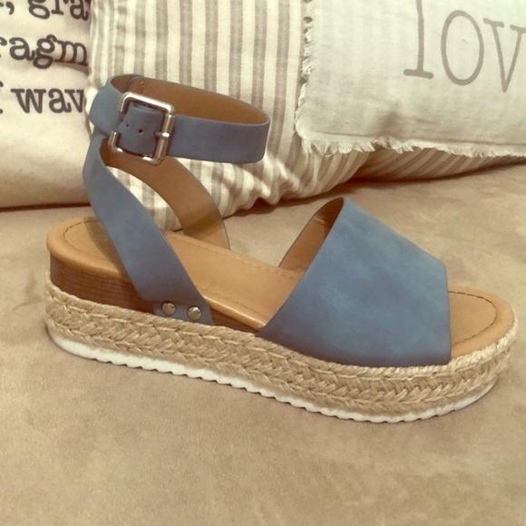 Soda Shoes | Cute Platform Sandals